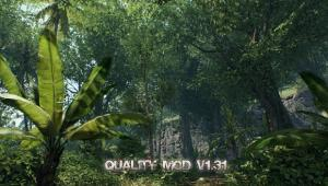 Quality Mod for Crysis 1 v1.31