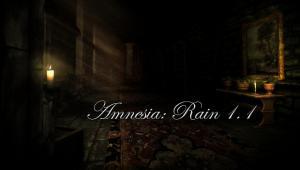 Amnesia: Rain v1.1 Full