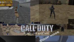 Star Wars Mod: Rebelion Warfare |Coop Mode|