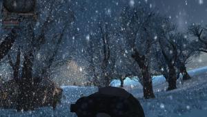 The Cursed Zone Winter Full
