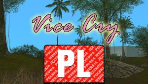 Vice Cry - Polish Language/ Spolszczenie