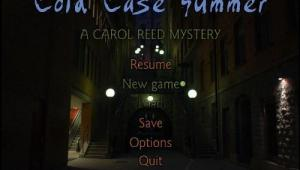 Cold Case Summer: The Ninth Carol Reed Mystery