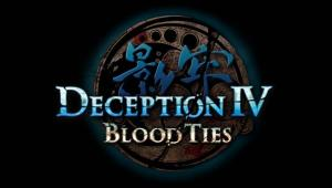 Deception 4: Blood Ties