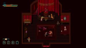 Pecaminosa - A Pixel Noir Game