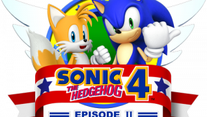 بازی سونیک 4 آیفون Sonic The Hedgehog 4™ Episode II v1.1