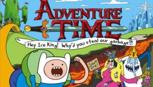 Adventure Time: Hey Ice King! Why'd You Steal Our Carbage?!