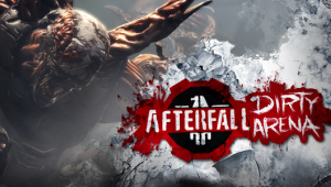 Afterfall - InSanity - Dirty Arena Edition