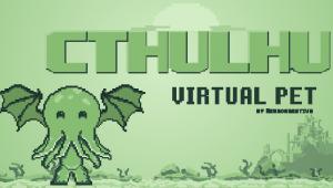 Cthulhu Virtual Pet