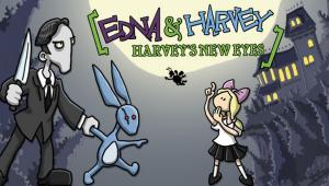 Edna & Harvey: Harvey's New Eyes
