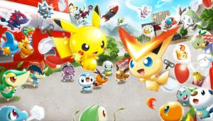 Pokemon Scramble U