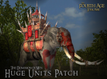 The Fourth Age: Total War - The Dominion of Men v3.4 Huge Units Patch