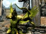 Gold armor HD