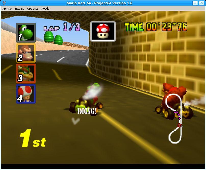 S: : Project 64 v2 0   MegaGames