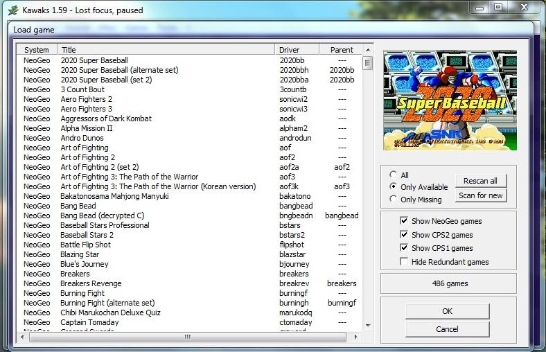 S: : WinKawaks v1 65 | MegaGames